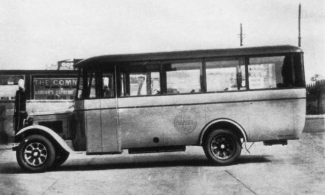 1929 OC14 Strachan of Acton on Berliet