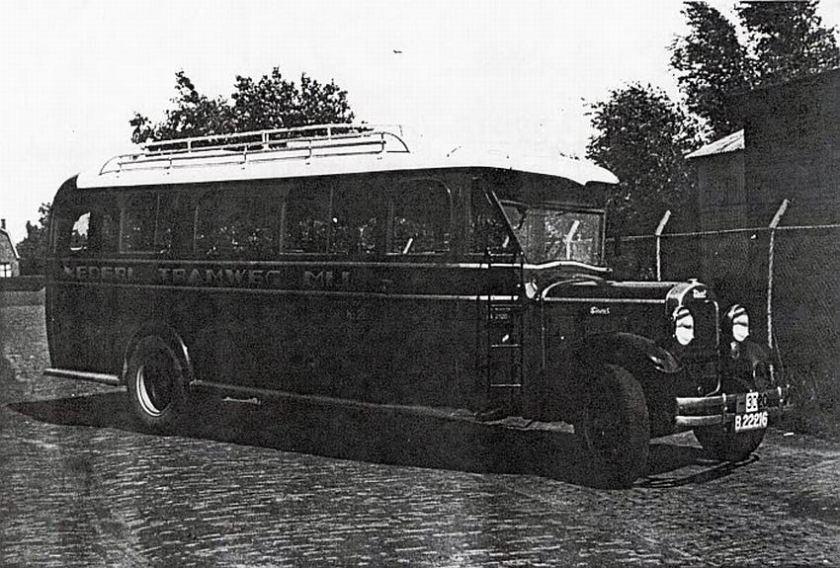 1929 Stewart Car. onb