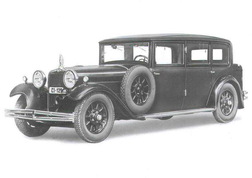 1929 Steyr Austria_b1