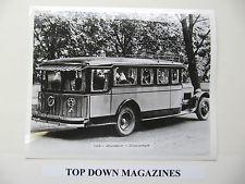 1929 Studebaker 15 Passenger Bus