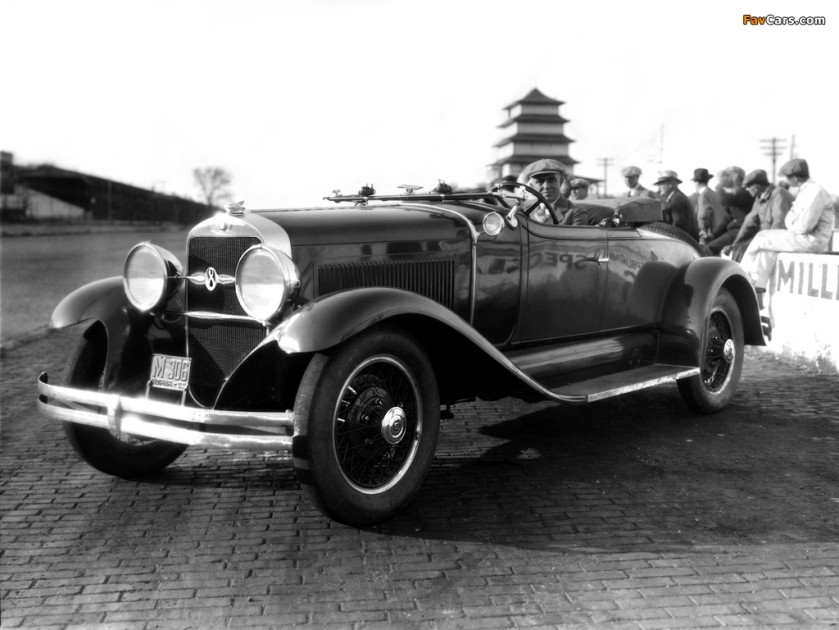 1929 Studebaker President Eight Roadster