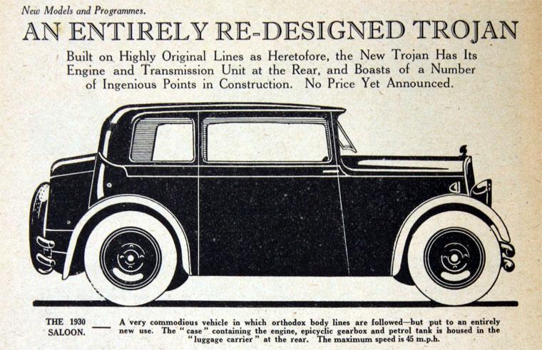 1929 Trojan