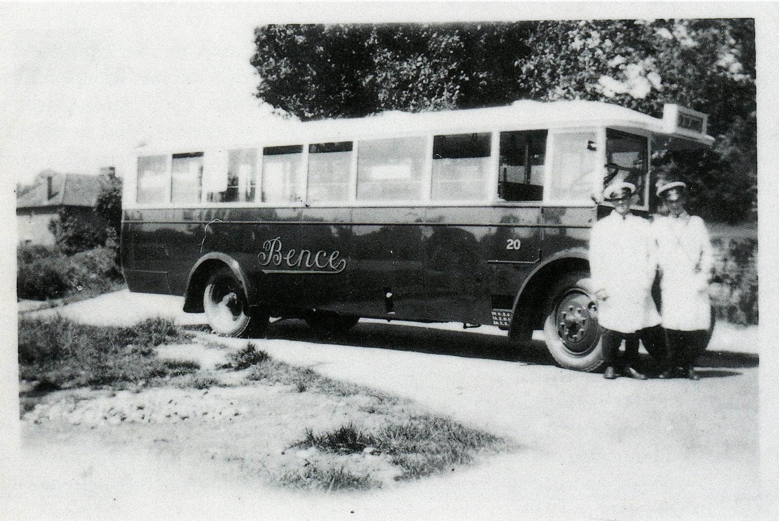 J Bence Longwell Green Coachworks Ltd Bristol England Uk