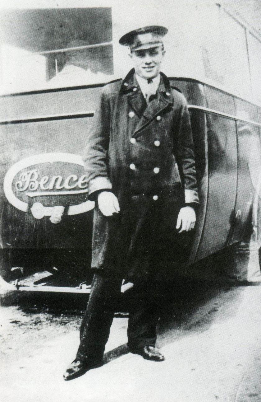 1930 Bence Motor Services, Hanham