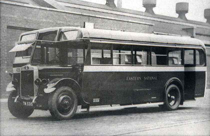 1930 Leyland LT2 with a Strachan B32R body