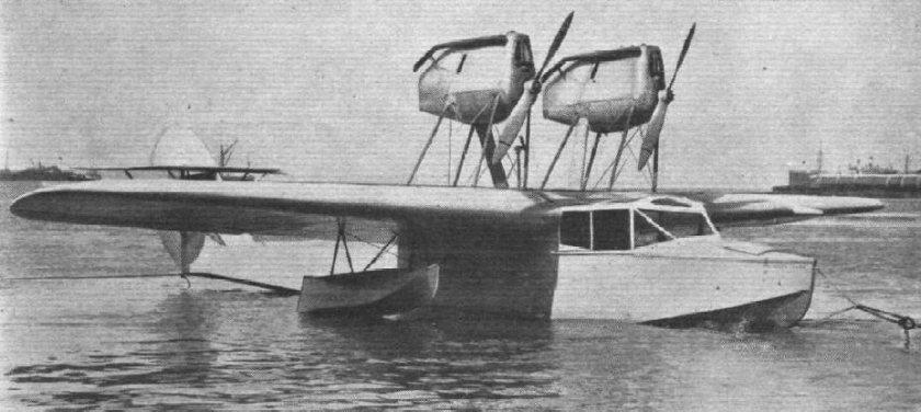 1930 Saro A17 Cutty Sark