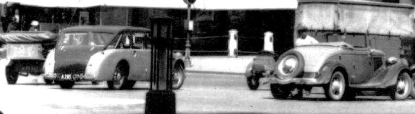 1930 Steyr 530 Prototyp