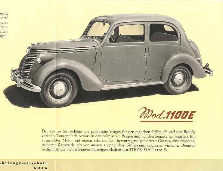 1930 Steyr FIAT 1100E s2b