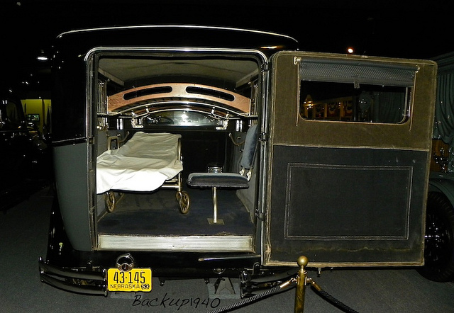 1930 Studebaker Hearse or Ambulance