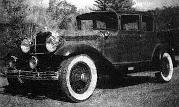 1930 studebaker president coupe