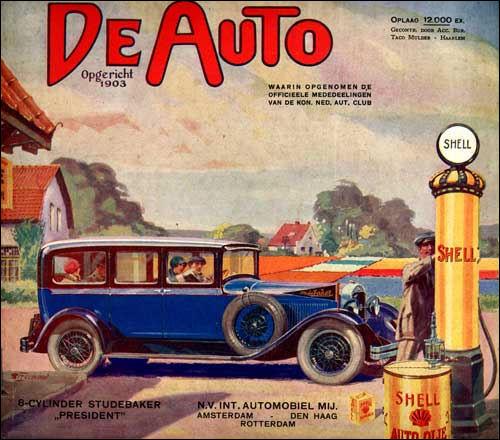 1930 studebaker President Sedan