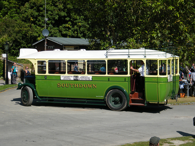 1930 Tilling Stevens B10A2 'Express', Short Bros. bodied Single Decker