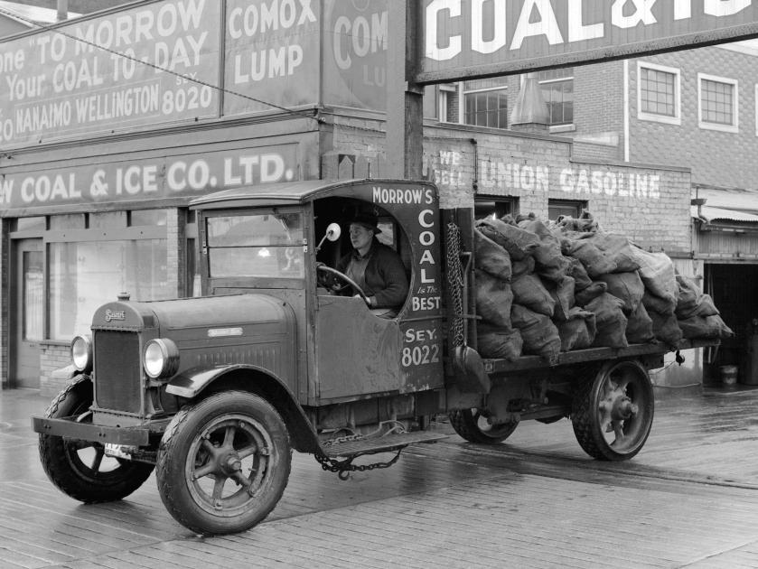 1931 Stewart Six Truck