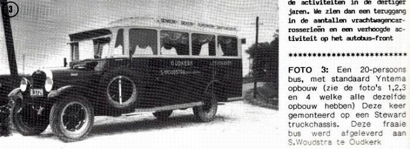 1931 Stewart Standaard Yntema B-3729