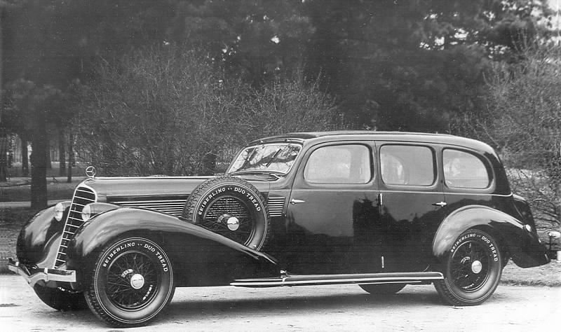 1931 Steyr 630 Limousine