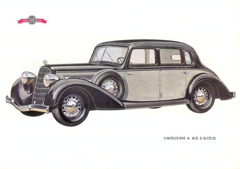 1931 Steyr 630 p22c