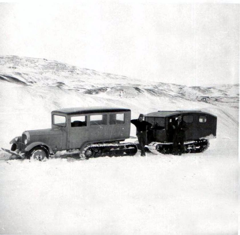 1931 Studebaker citiWeasel Simnet is Sodins