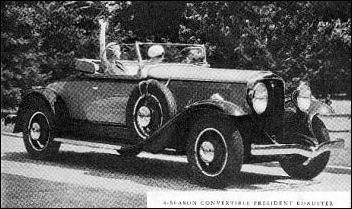 1931 studebaker president 4season convertible roadster