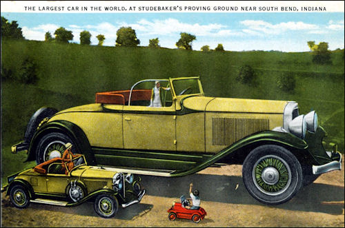 1931 Studebaker President Eight Largest