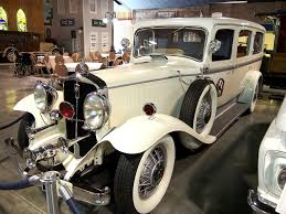 1931 Studebaker Presidential Coupe Invalid Coach 1