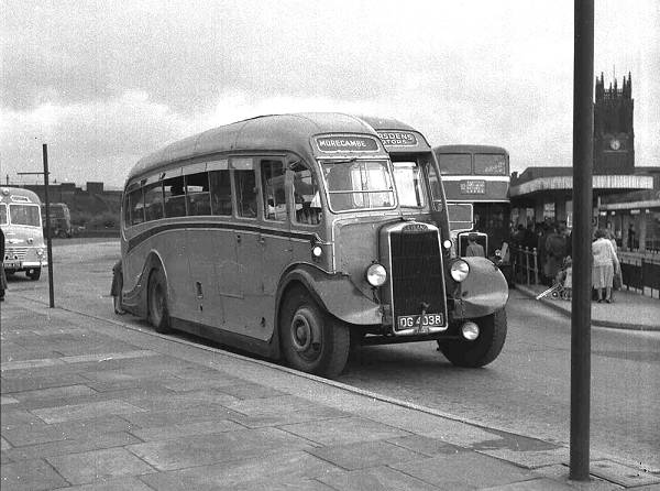 1932 Leyland LT5 Lion to Richings & Battershall of Staunton with a Harrington C32F body
