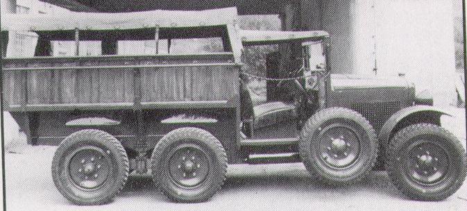 1932 steyr 40D340
