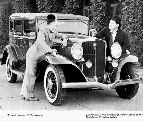 1932 Studebaker President Sedan