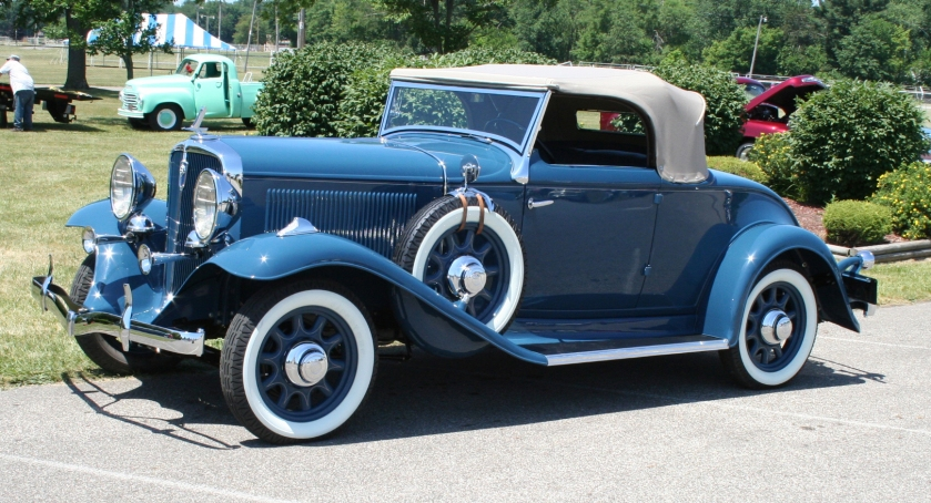1932 Studebaker Roadster