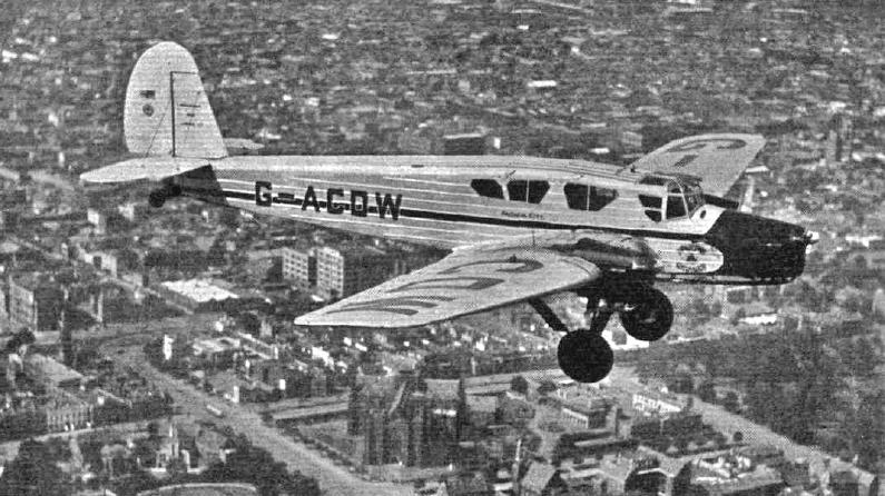 1933 Spartan Cruiser