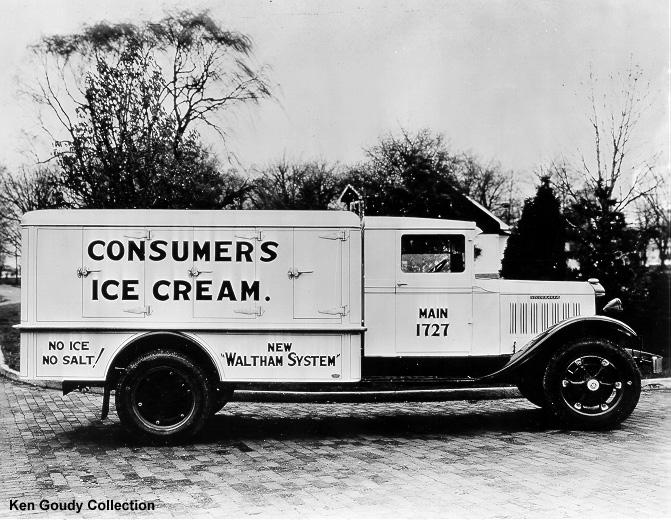 1933 Studebaker 2 Ton