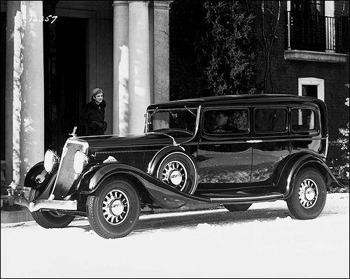 1933 studebaker 45 limousine