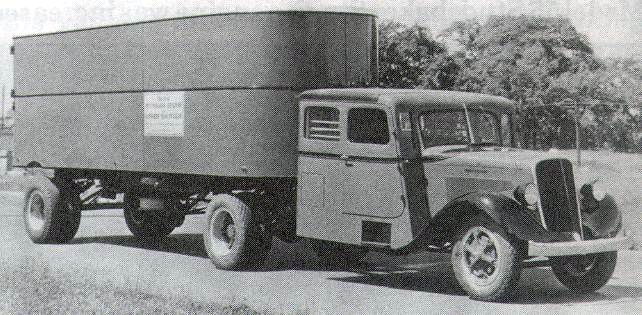 1933 Studebaker Tractor
