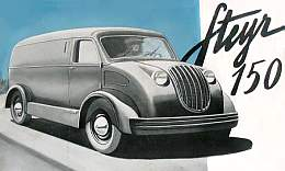 1934-38 Steyr 150 155k