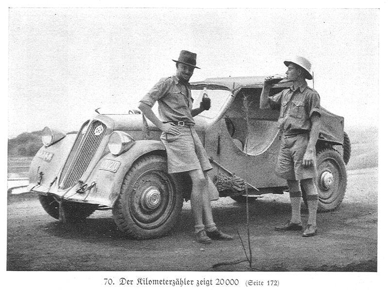 1934 Steyr 100