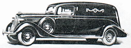1934 studebaker hearse