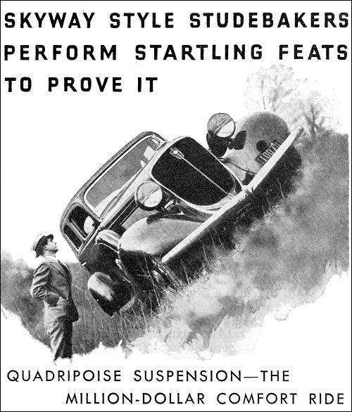 1934 studebaker susp