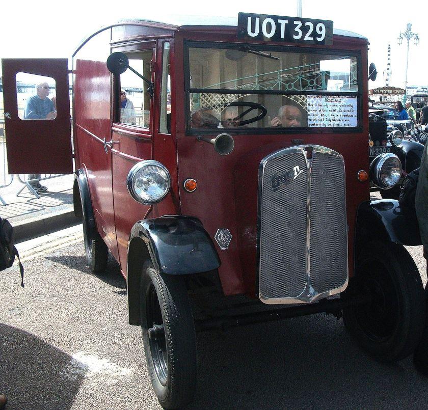 1934 Trojan Senior van Brighton