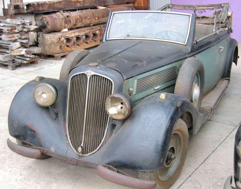 1935 steyr 530glp2pg