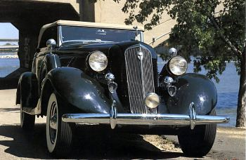 1935 studebaker commander eight convert
