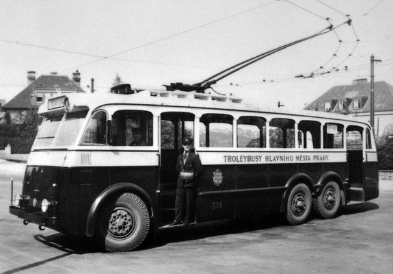 1936 Škoda 1Tr Prototype 1936