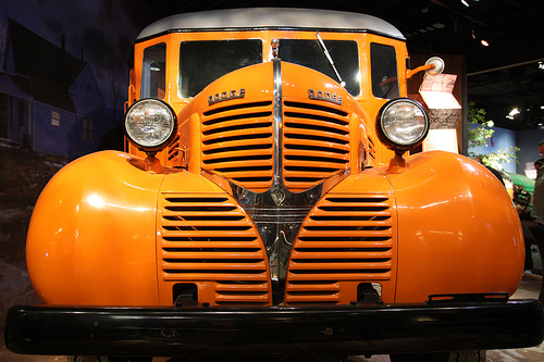 1936 Carpenter-Dodge Bus