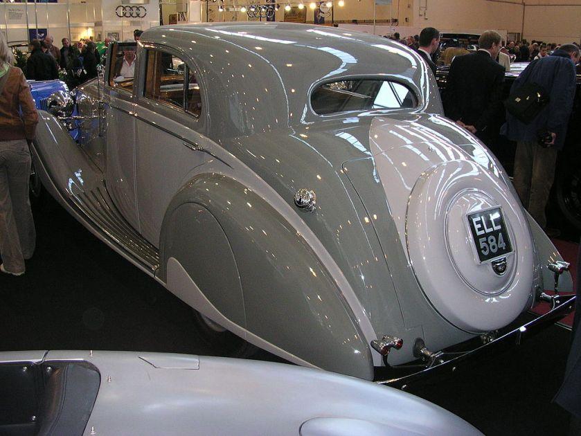 1936 Rolls-Royce Phantom III Gurney-Nutting