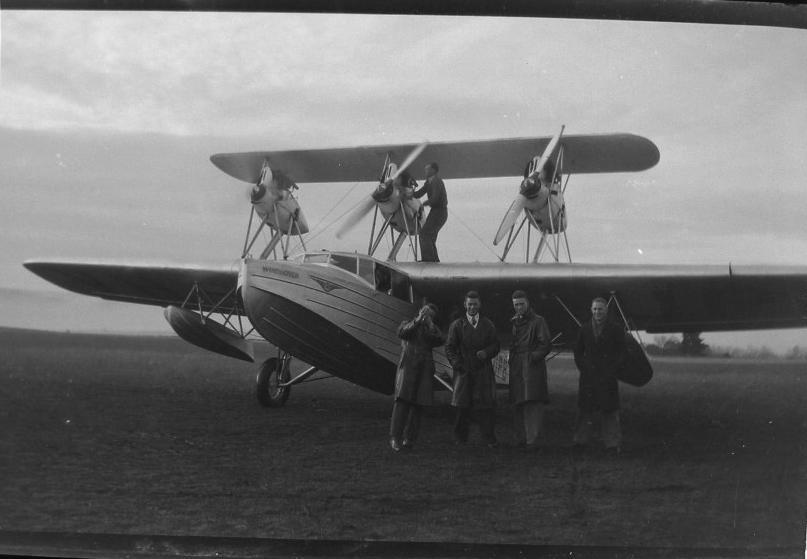 1936 Saro A.21 Windhover