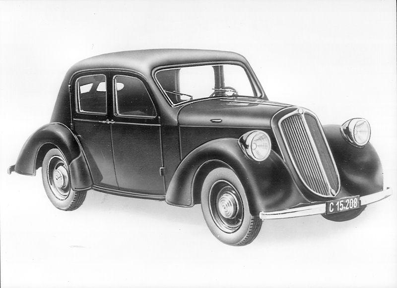 1936 Steyr 100 wf1