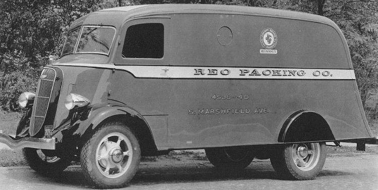 1936 Studebaker 2M225 Marion Autobody Chicago