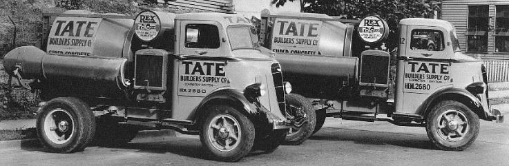1936 Studebaker 2MTA