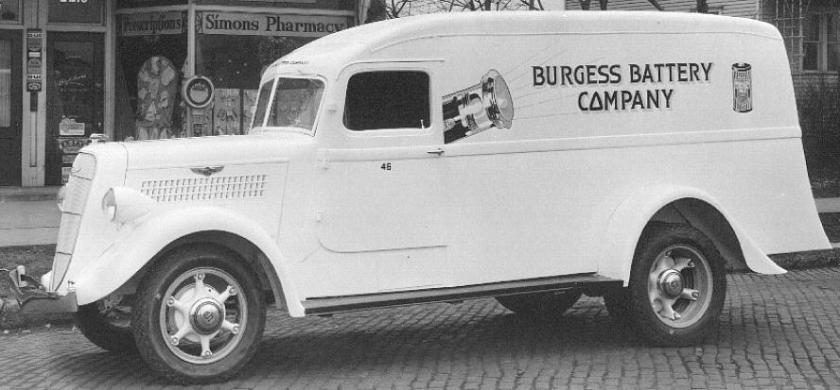 1936 studebaker 2t233b