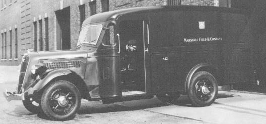 1936 studebaker 2T2panel