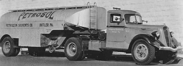 1936 studebaker 2wpe