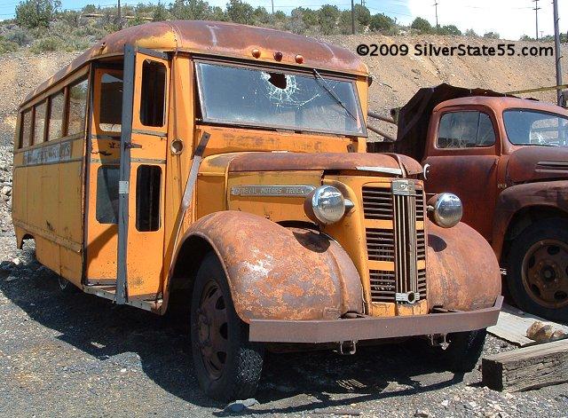 1936 Studebaker 6x6 winch truck rare